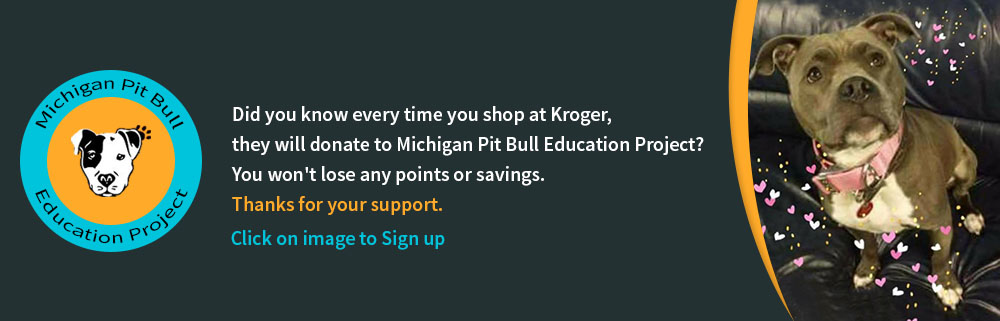 BSL | Michigan Pit Bull Education Project Adoption